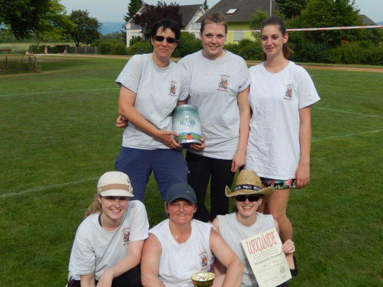 Faustball Dorfmeisterschaft 19.05.2018